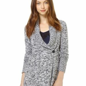 Aritzia Talula Wrap Cardigan Sweater